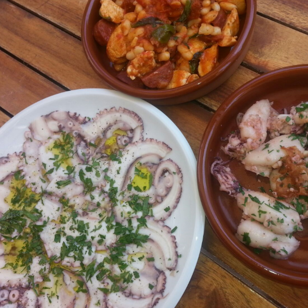 3 types of tapas