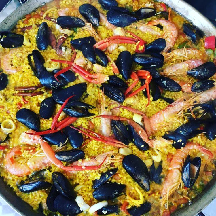 Spanish Tapas & Paella